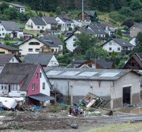 Τραγωδία στην Γερμανία με τις πλημμύρες: 103 οι νεκροί & 1.300 αγνοούμενοι - Εικόνες αποκάλυψης (βίντεο) - Κυρίως Φωτογραφία - Gallery - Video
