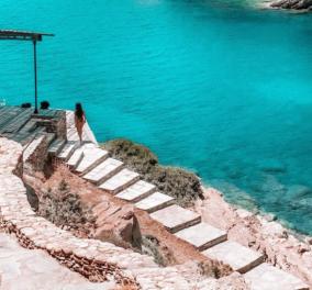 Greek summer 2021: H @mels_vana παρουσιάζει την μαγευτική Ίο - Οι Έλληνες φωτογράφοι προτείνουν  - Κυρίως Φωτογραφία - Gallery - Video