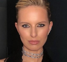Καρολίνα Κούρκοβα - flashback στο Oscar party του Vanity Fair: Το μακιγιάζ, τα κοσμήματα, το εντυπωσιακό χτένισμα με την κορδέλα (φωτό & βίντεο) - Κυρίως Φωτογραφία - Gallery - Video