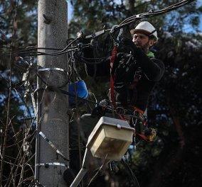 ΔΕΔΔΗΕ: Σε αυτές τις περιοχές θα γίνει διακοπή ρεύματος σήμερα (1/7) - Αναλυτικά ο πίνακας   - Κυρίως Φωτογραφία - Gallery - Video