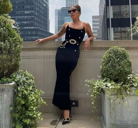 H Lady Gaga «βασίλισσα» της Νέας Υόρκης: Ποζάρει με συγκλονιστικό outfit - σαν σταρ του παλιού Χόλιγουντ (φωτό) - Κυρίως Φωτογραφία - Gallery - Video