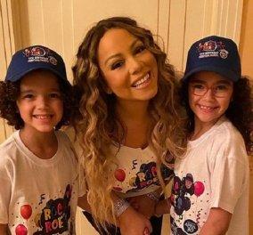 Η κόρη της Mariah Carey κάνει την πρεμιέρα της ως μοντέλο - Η 10χρονη Monroe ονειρεύεται να γίνει σταρ σαν τη μαμά της (φώτο) - Κυρίως Φωτογραφία - Gallery - Video