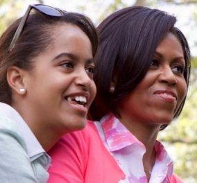 Barack & Michelle Obama: Οι γλυκές throwback φωτό για τα γενέθλια της κόρης τους - Η Malia έγινε 23 αλλά παραμένει το κοριτσάκι τους - Κυρίως Φωτογραφία - Gallery - Video