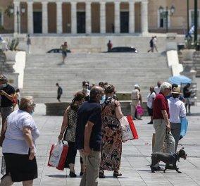 Κορωνοϊός - Eλλάδα: 2.938 νέα κρούσματα -7 νεκροί, 135 διασωληνωμένοι - Κυρίως Φωτογραφία - Gallery - Video