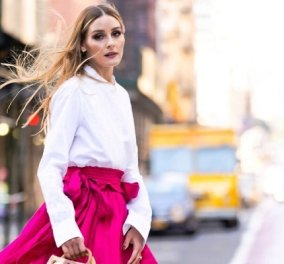 Ας δούμε γιατί η Olivia Palermo είναι η ιέρεια του σικ: Τα καλοκαιρινά σύνολά της με την σφραγίδα του γούστου μιας Ιταλίδας στη Νέα Υόρκη (φωτό) - Κυρίως Φωτογραφία - Gallery - Video