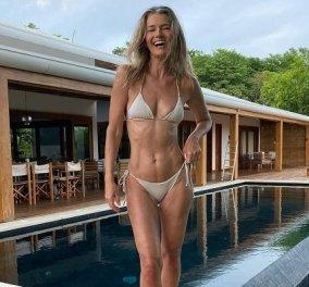 Paulina Porizkova: Στα 56 της ποζάρει γυμνή σε εξώφυλλο της Vogue - Το εμβληματικό μοντέλο της Estée Lauder fit παρά ποτέ (φωτό) - Κυρίως Φωτογραφία - Gallery - Video