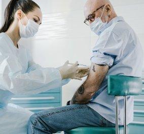 Κορωνοϊός - νέα μελέτη: Τι σημαίνει όταν οι παρενέργειες είναι ήπιες μετά από εμβόλιο mRNA - Πόνος στο μπράτσο το πιο συχνό σύμπτωμα - Κυρίως Φωτογραφία - Gallery - Video