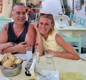 Κατερίνα Καραβάτου: Διακοπές στην Άνδρο παρέα με τον Φώτη Σεργουλόπουλο και τα παιδιά της (φωτό) - Κυρίως Φωτογραφία - Gallery - Video