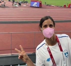 """Έτοιμη για νέα διάκριση στο Τόκιο η Κατερίνα Στεφανίδη: """"Το δέος που αισθάνεσαι στο Ολυμπιακό Στάδιο δεν αλλάζει ποτέ"""" (φώτο) - Κυρίως Φωτογραφία - Gallery - Video"""