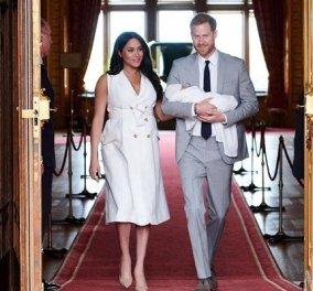 Ο πρίγκιπας Χάρι και η Μέγκαν Μαρκλ πήραν βραβείο γιατί έχουν μόνο… δύο παιδιά - βοηθούν στην προστασία του περιβάλλοντος - Κυρίως Φωτογραφία - Gallery - Video