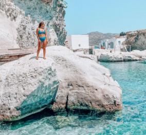Καιρός: «Καμίνι» η Ελλάδα σήμερα Παρασκευή - Στους 44 βαθμούς το θερμόμετρο - Κυρίως Φωτογραφία - Gallery - Video