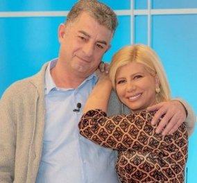 Συγκλονίζει η γυναίκα του Γιώργου Καραϊβάζ: Ξετυλίγει τη ζωή της με τον άντρα της που δολοφονήθηκε άγρια - Τα δάκρυα της Ζήνας, η δύναμη της Στάθας - Κυρίως Φωτογραφία - Gallery - Video