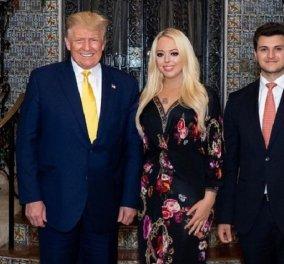 """Η Τίφανι Τραμπ ετοιμάζεται για τον """"γάμο του αιώνα"""" - Η κόρη του πρώην Προέδρου & ο πάμπλουτος αρραβωνιαστικός της θέλουν τελετή """"εθνικό γεγονός"""" (φώτο) - Κυρίως Φωτογραφία - Gallery - Video"""