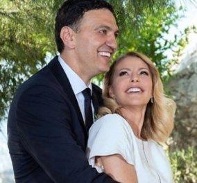 Μέρα χαράς για την Τζένη Μπαλατσινού & τον Βασίλη Κικίλια: Όλα όσα γνωρίζουμε για την βάφτιση του γιού της στην Πάτμο (φωτό & βίντεο) - Κυρίως Φωτογραφία - Gallery - Video