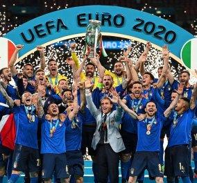 Η Ιταλία πρωταθλήτρια Ευρώπης - Νίκησε 3-2 την Αγγλία στα πέναλτι (φωτό - βίντεο) - Κυρίως Φωτογραφία - Gallery - Video