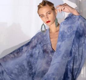 Made in Greece η Λιάνα Καμπά και οι δημιουργίες της για το Καλοκαίρι 2021- Διαφάνειες, λιτά μοτίβα & εντυπωσιακά prints (φωτό)  - Κυρίως Φωτογραφία - Gallery - Video