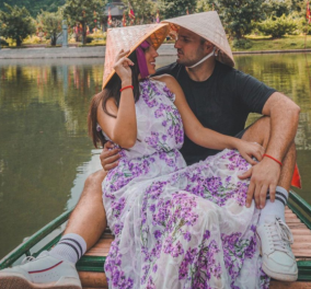 Nίκος και Νίνα Stories: Το ζευγάρι Ελλήνων που ταξιδεύει σε Ελλάδα & Εξωτερικό -  Ινσταγκραμικοί travel bloggers (φωτό) - Κυρίως Φωτογραφία - Gallery - Video