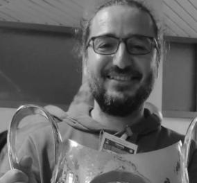 Πέθανε ο δημοσιογράφος Χρήστος Παυλίδης, σε ηλικία μόλις 43 ετών - Η γενναία μάχη που έδωσε με την ασθένεια του (φωτό) - Κυρίως Φωτογραφία - Gallery - Video