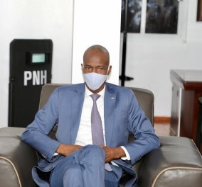 Δολοφονήθηκε ο πρόεδρος της Αϊτής μέσα στο σπίτι του - Τραυματίστηκε και η σύζυγός του (βίντεο) - Κυρίως Φωτογραφία - Gallery - Video