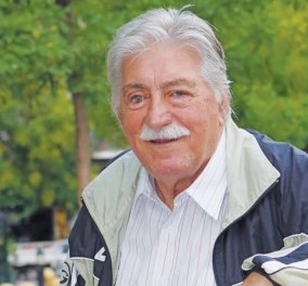 """Έκτακτο Πέθανε  ο Ανέστης Βλάχος - Ο πιο καλός -  """"κακός"""" του ελληνικού σινεμά  - Κυρίως Φωτογραφία - Gallery - Video"""