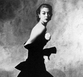 Vintage Pics : Σας συστήνουμε τα πιο διάσημα μοντέλα του 50 - Εκθαμβωτικές καλλονές που έγραψαν ιστορία στη μόδα (φώτο) - Κυρίως Φωτογραφία - Gallery - Video