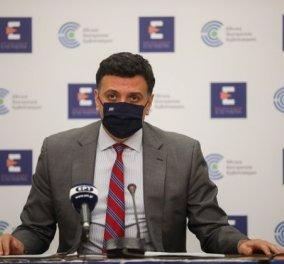 Κικίλιας από Σισμανόγλειο: 77 περιστατικά με αναπνευστικά προβλήματα στα νοσοκομεία - Σε πλήρη ετοιμότητα το ΕΣΥ - Κυρίως Φωτογραφία - Gallery - Video
