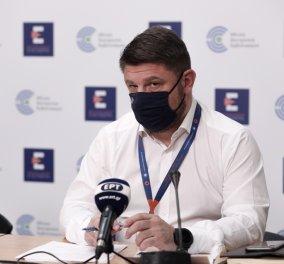 Πυρκαγιές στην Ελλάδα: Live οι ανακοινώσεις του Νίκου Χαρδαλιά - Eυχαριστούμε τους πυροσβέστες για την υπεράνθρωπη προσπάθεια  - Κυρίως Φωτογραφία - Gallery - Video