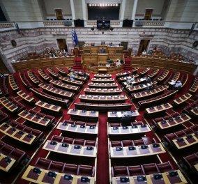 Παρακολουθήστε live τη συζήτηση των πολιτικών αρχηγών στη Βουλή για τις πυρκαγιές  - Κυρίως Φωτογραφία - Gallery - Video
