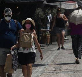 Κορωνοϊός - Ελλάδα: 2.768 νέα κρούσματα, 10 θάνατοι και 198 διασωληνωμένοι - Κυρίως Φωτογραφία - Gallery - Video