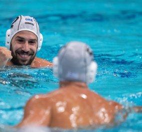 Ολυμπιακοί Αγώνες - πόλο: Δείτε live τον μεγάλο τελικό - Η Ελλάδα αντιμετωπίζει την Σερβία με στόχο το χρυσό - Κυρίως Φωτογραφία - Gallery - Video