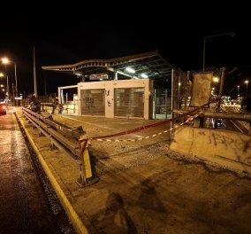 Ένας νεκρός και πέντε τραυματίες από τροχαίο στην Παλλήνη - Αυτοκίνητο έπεσε πάνω σε στάση λεωφορείου (φωτό) - Κυρίως Φωτογραφία - Gallery - Video