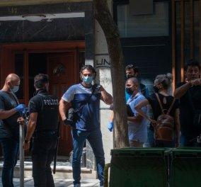 56χρονη Γεωργιανή το θύμα της άγριας δολοφονίας στη Θεσσαλονίκη - Βρέθηκε μέσα σε μια λίμνη αίματος (φώτο) - Κυρίως Φωτογραφία - Gallery - Video