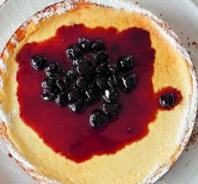 Στέλιος Παρλιάρος: Το συγκλονιστικό αμερικάνικο cheesecake που πρέπει οπωσδήποτε να δοκιμάσεις – Ψήνεται στο φούρνο & είναι ό, τι πιο yummy - Κυρίως Φωτογραφία - Gallery - Video