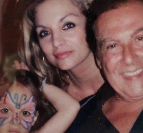 Άντζελα Γκερέκου: Η μεγάλη γιορτή της κόρης της πρώτη χρονιά χωρίς τον μπαμπά της - η φωτό με τον Τόλη & την Μαρία τους, η ευχή  - Κυρίως Φωτογραφία - Gallery - Video
