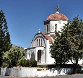 Κρήτη: Μετέτρεψαν τον Ιερό Ναό Αγίου Νικολάου στις Αρχάνες σε εμβολιαστικό κέντρο – Με το εμβόλιο της Johnson&Johnson θα εμβολιαστούν οι πιστοί (βίντεο) - Κυρίως Φωτογραφία - Gallery - Video