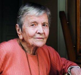 Η χειρόγραφη δημόσια έκκληση της Ελένης Γλύκατζη – Αρβελέρ: «Εμβολιαστείτε για να σώσουμε την ανθρωπιά και τον πολιτισμό μας» (φώτο) - Κυρίως Φωτογραφία - Gallery - Video
