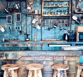 Ο Σπύρος Σούλης μοιράζεται τα μυστικά του: Αυτή είναι η νέα μόδα στα μπαρ σπιτιού (φωτό) - Κυρίως Φωτογραφία - Gallery - Video