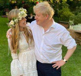 Ο Μπόρις & η Κάρι Τζόνσον περιμένουν το δεύτερο παιδί τους  - Συγκινεί η σύζυγος του Βρετανού πρωθυπουργού όταν μιλά για την αποβολή πριν την εγκυμοσύνη της (φώτο)  - Κυρίως Φωτογραφία - Gallery - Video