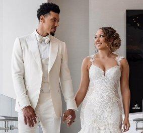 Γάμος 1.000 και μία νύχτες για τον NBAer Danny Green: Ιπτάμενες χορεύτριες, άφθονη σαμπάνια και χλιδή (φωτό & βίντεο) - Κυρίως Φωτογραφία - Gallery - Video