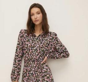 Ανανέωση το φετινό Φθινόπωρο - Δείτε τα πιο όμορφα floral φορέματα που πρέπει να έχετε στην συλλογή σας (φωτό) - Κυρίως Φωτογραφία - Gallery - Video