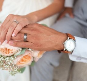 «Απήγαγαν»… γαμπρό στα Τρίκαλα – Ολυμπιακός ως το κόκκαλο ο νιόπαντρος, λαχτάρησε τη νύφη (βίντεο - φώτο) - Κυρίως Φωτογραφία - Gallery - Video