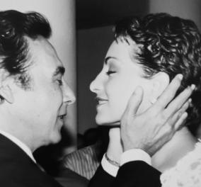 Η  Άντζελα Γκερέκου θυμάται τα καυτά φιλιά στο γάμο της από τον Τόλη Βοσκόπουλο -  Τα 4 κλικς που σημάδεψαν τη ζωή της  - Κυρίως Φωτογραφία - Gallery - Video