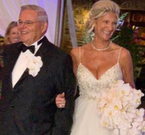 Nαντίν Μενέντεζ - Η stylish σύζυγος του γερουσιαστή - Το νιόπαντρο ζευγάρι & η φωτό γάμου - Η πρόταση στο Ταζ Μαχάλ τραγουδώντας - Κυρίως Φωτογραφία - Gallery - Video