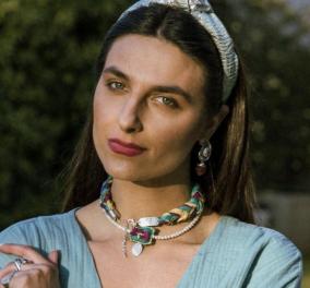 Made in Greece το Marivee- Τα φανταστικά boho αξεσουάρ της Βασιλικής Ρούσσου, με δέρμα, πολύχρωμες πέτρες & μοναδικά υφάσματα (φωτό) - Κυρίως Φωτογραφία - Gallery - Video