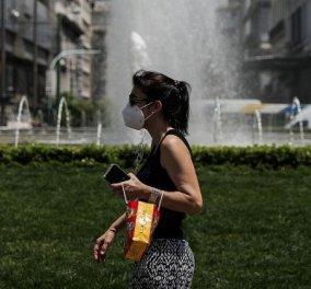 Υποχρεωτική η μάσκα παντού – Τέλος τα δωρεάν test για τους ανεμβολίαστους – Δεν τους επιτρέπεται η είσοδος σε κλειστούς χώρους  - Κυρίως Φωτογραφία - Gallery - Video