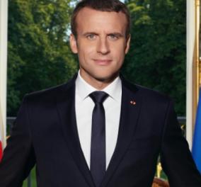 Ιδού τα βίντεο που μας έκαναν να ερωτευτούμε ξανά τον Emmanuel Macron: Δείχνει ομορφούλης, νεανικός & πειστικός μιλώντας για τον εμβολιασμό - Κυρίως Φωτογραφία - Gallery - Video