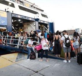Κορωνοϊός - Ελλάδα: 3.493 νέα κρούσματα, 235 διασωληνωμένοι, 24 θάνατοι - Κυρίως Φωτογραφία - Gallery - Video