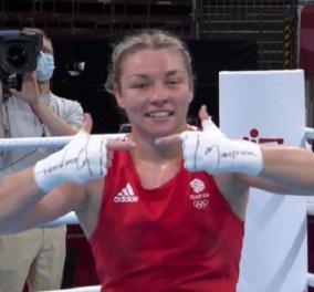 Λόρεν Πράις: Η οδηγός ταξί που έγινε χρυσή Ολυμπιονίκης στη πυγμαχία - κέρδισε τον πρώτο τίτλο στο κικ μπόξινγκ στα 13 της (βίντεο) - Κυρίως Φωτογραφία - Gallery - Video
