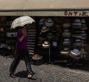 Ξεπέρασε τους 46 βαθμούς η θερμοκρασία τη Δευτέρα - Πιο επικίνδυνη ημέρα η σημερινή  - Κυρίως Φωτογραφία - Gallery - Video