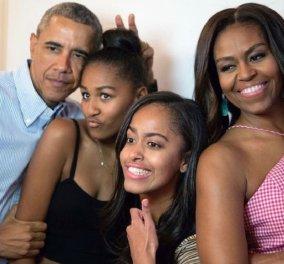 """Ο Μπάρακ Ομπάμα έγινε 60 ετών η Μισέλ εύχεται & το Instagram """"λιώνει"""" - Ακυρώθηκε το μεγάλο πάρτι με τους διάσημους καλεσμένους (φώτο) - Κυρίως Φωτογραφία - Gallery - Video"""